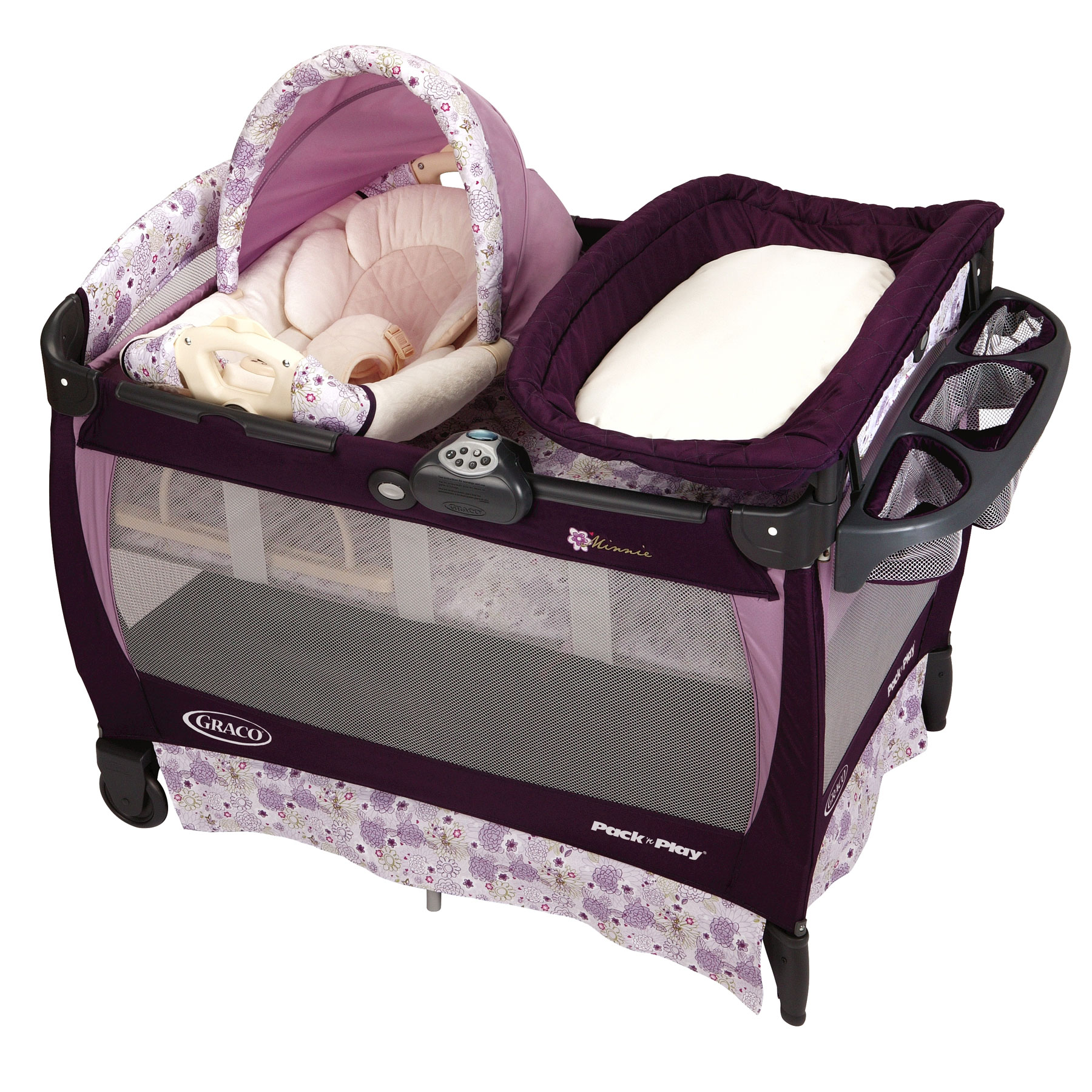 The Graco Pack N Play With Bassinet Baby Bassinets